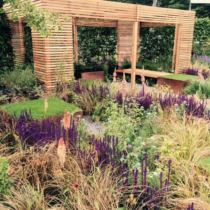 Inspiration at Tatton Park RHS Show 2015