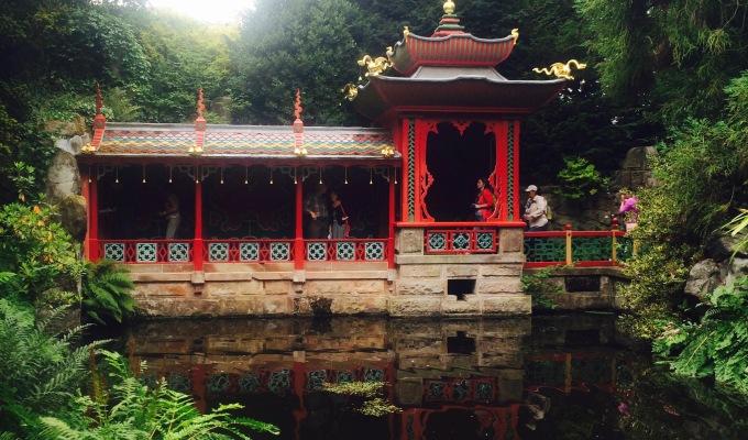 Victorian Garden Ideas – BiddulphGrange