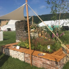 Derbyshire Wildlife Trust, RHS Chatsworth Show 2018