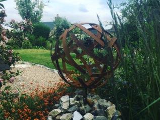 Low Maintenance Garden; Puzzle Gardens,Wirksworth