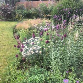 Relaxing Garden; Allestree,Derby