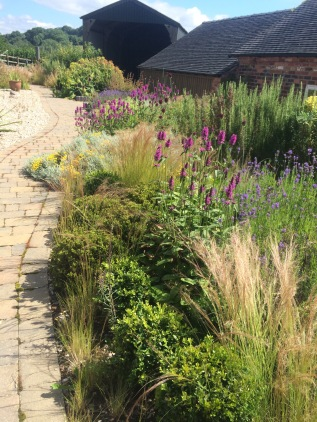 Gravel Garden; Hulland Ward,Ashbourne